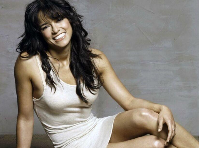 7. Michelle Rodríguez: Ella ha trabajado realizando voces de importantes juegos como Call of Duty y Halo.