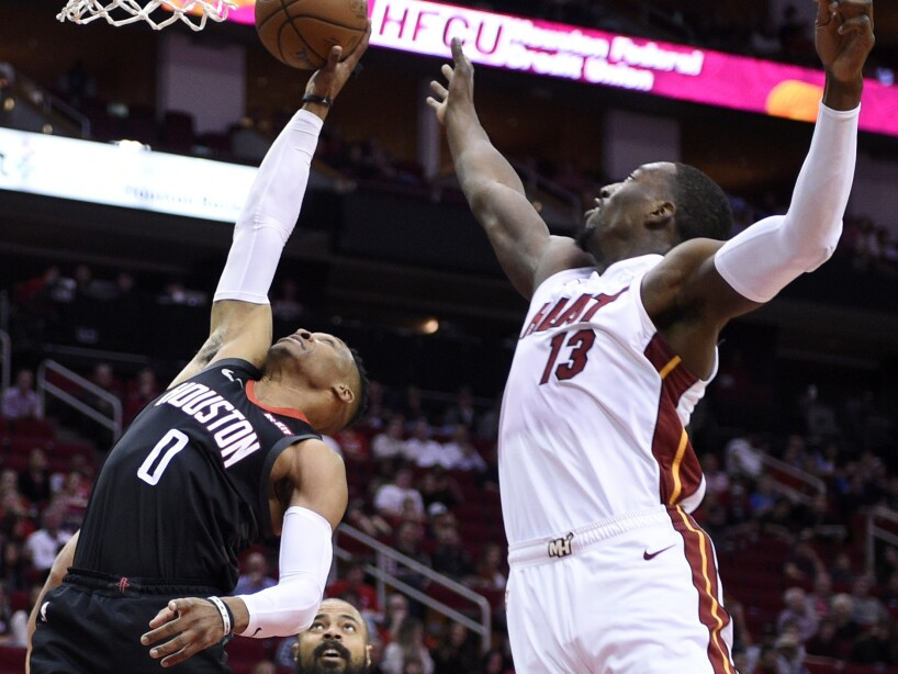 Houston Rockets 117-108 Miami Heat | San Antonio Spurs 101-113 Minnesota Timberwolves