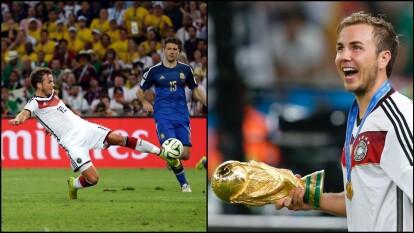 El futbolista alemán, héroe en Brasil 2014, está celebraando su cumpleaños #28 este 3 de junio.
