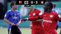 Leverkusen venció al Saarbrücken y es finalista de Copa en Alemania