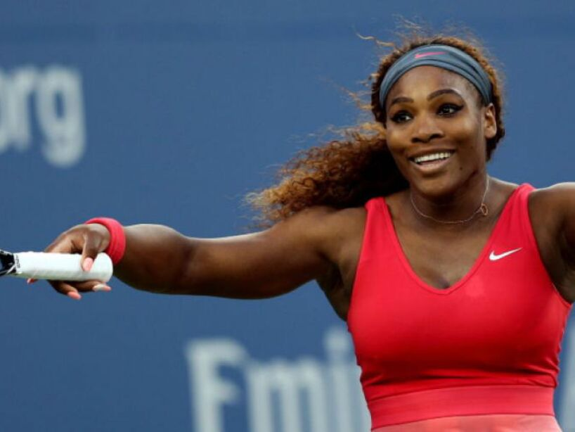 4. Serena Williams: La tenista se interpretó así misma en el episodio titulado Brotherhood.