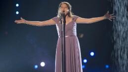 """Leslie Mar canta """"My heart will go on"""""""