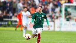 A Marcelo Flores no lo comparan con Carlos Vela en el Arsenal