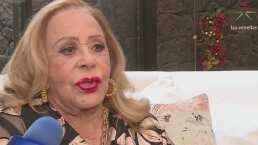 Silvia Pinal habló sobre la polémica entre Michelle Salas y Frida Sofía