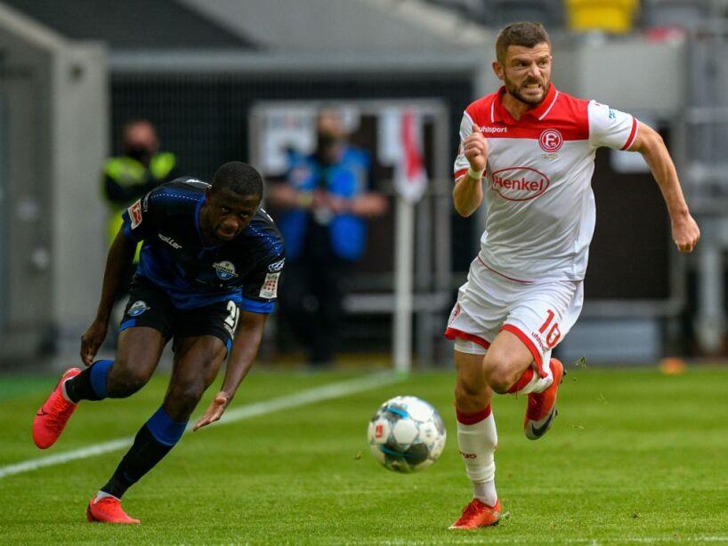 Fortuna Duesseldorf v SC Paderborn 07 - Bundesliga