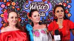 Mira a Pandora cantando 'La Usurpadora' a capela en 'Un Solo México, La Fiesta'