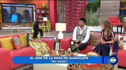 "El aire de la Rosa de Guadalupe: ""Dos salidas"""