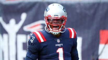 New England Patriots vencen a Miami de la mano de Cam Newton.