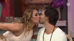 ¡Checa el beso de Consuelo Duval y Emmanuel Palomares!
