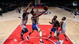 Westbrook le gana a Curry y Wizards sigue imparable