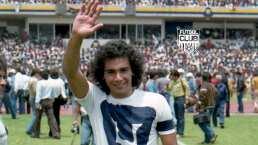 Se cumplen 44 años del debut de Hugo Sánchez con los Pumas