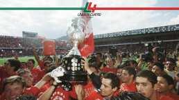 ¡Toluca histórico! A 20 años del título de liga del Verano 2000