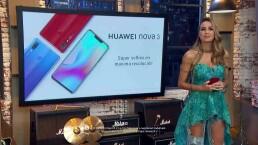 #HuaweiNova3 te trae para ti a la ganadora de Nova Talento. Súper selfies en máxima resolución.