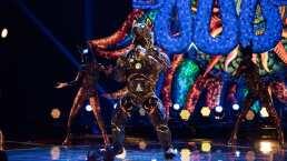 Xolo rockea como Los Guns N' Roses en ¿Quién es la Máscara? 2020 con 'Welcome To The Jungle'