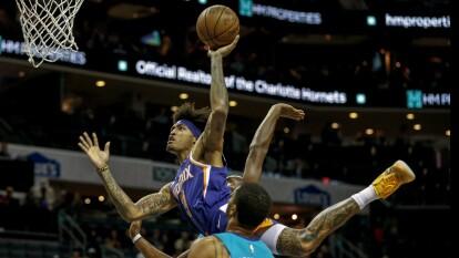 Charlotte Hornets 104-109 Phoenix Suns