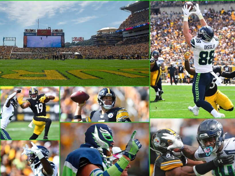Steelers vs Seahawks