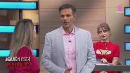 Agustín Arana reconoce haberse metido en problemas por revelar un secreto