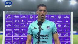 Nicolás Vikonis piensa que el empate ante Santos fue justo