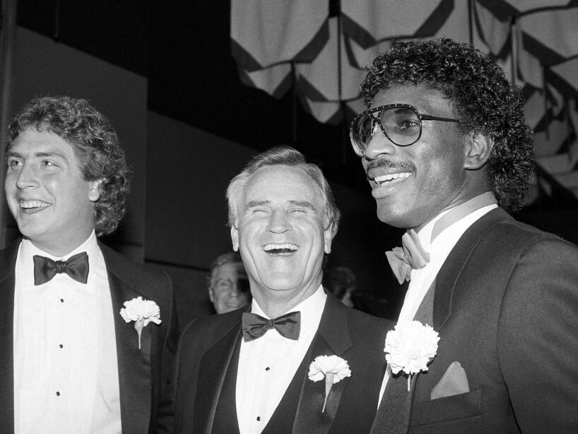 Don Shula, Dan Marino, Eric Dickerson