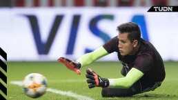 """Gudiño destacó la """"confianza y el apoyo mutuo"""" ante Trinidad"""