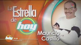 La Estrella de Hoy: Mauricio Castillo