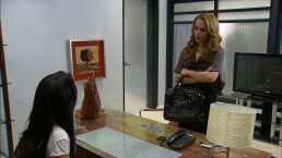 C109: Gala amenaza a Luciana