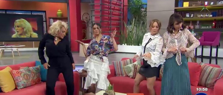 ¡Laura León le entra al reggaetón!