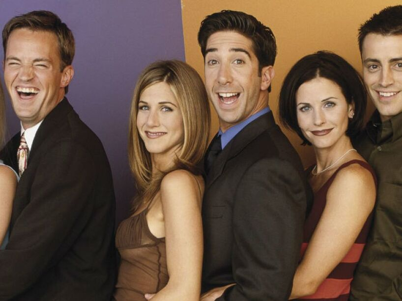 1. Friends (1994, 2004) de NBC.