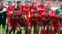 Título de Concacaf del Toluca cumple 17 años