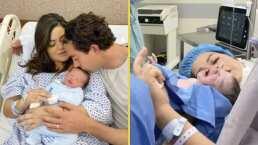 """Así fue el nacimiento del hijo de Mariana Echeverría: """"El mejor día de nuestras vidas"""""""
