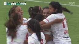 ¡Llegó el gol! Error de Cruz Azul y anotación del Toluca