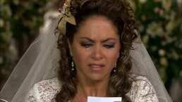 Revive el abandono que sufre Valentina en el altar