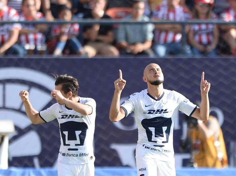 San Luis vs Pumas, en imágenes