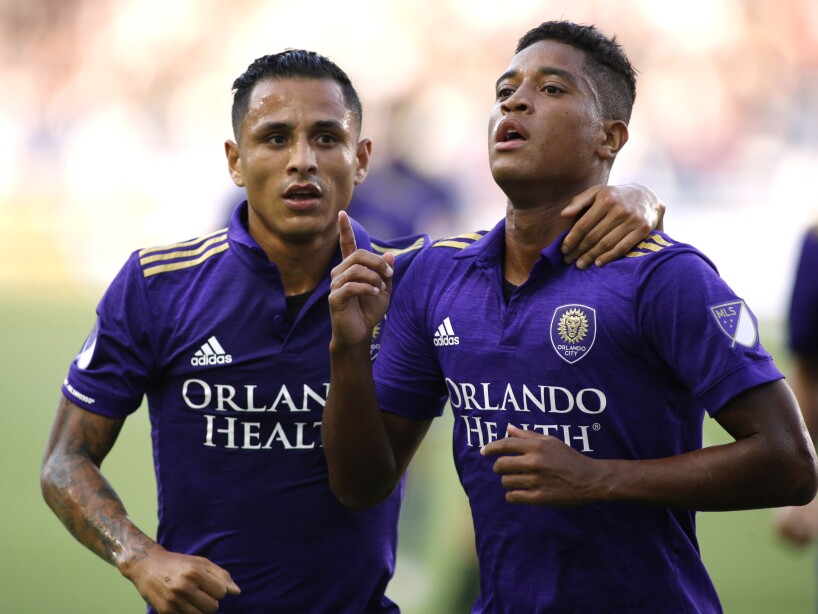 Orlando City SC v Los Angeles Galaxy