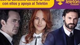 ¡Conoce el elenco de Yago en Teletón!