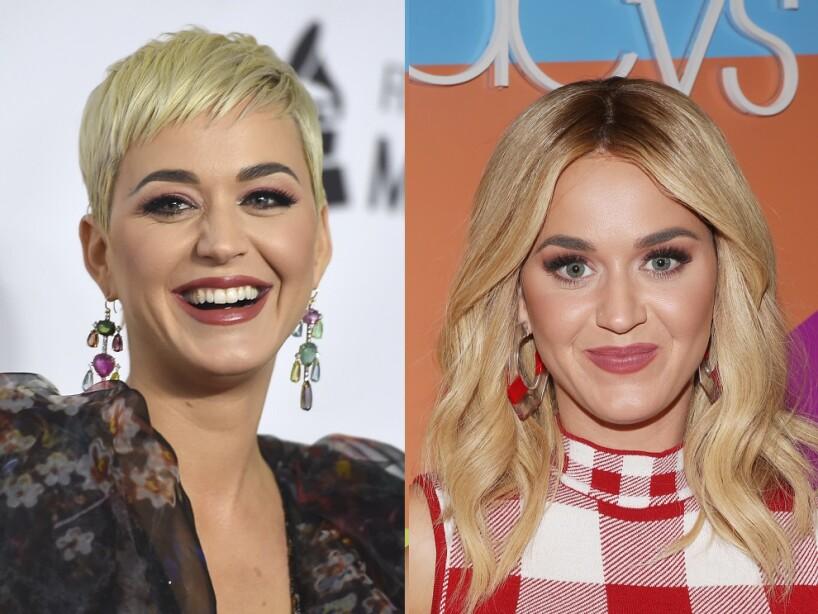 Los mejores 11 cambios de look de celebridades en 2019