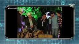 Estrellas del regional mexicano se reúnen para grabar corrido