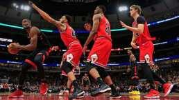 Suspendido el juego entre Raptors y Bulls por COVID-19