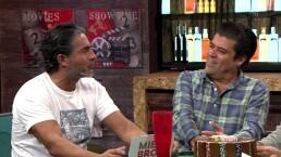 'El Burro' Van Rankin reclama a Raúl Araiza que tenga fantasías sexuales... con su esposa