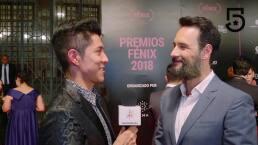 Rodrigo Santoro revela una inspiración para su personaje de Xerxes en '300'
