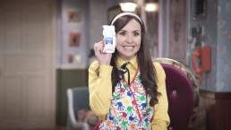 La Nena se convierte en la enfermera de 'Una familia de diez'