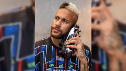 Neymar, el contrato millonario en calzado
