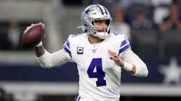Cowboys quiere asegurar a su quarterback Dak Prescott