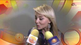 El video chat de Angelique Boyer