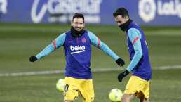 Barcelona llegaría a la MLS con todo y Messi