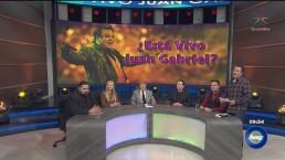¿Está vivo Juan Gabriel?