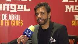 Eugenio Derbez y Xavier López 'Chabelo' se reencuentran en 'El complot mongol'