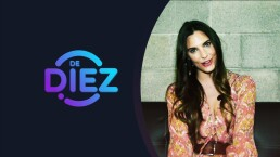 #DeDiez: ¿Qué tan 'gossip girl' es Macarena Achaga'?