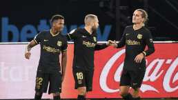 Barça recupera a Jordi Alba para el Clásico Español