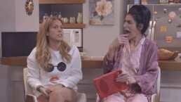 """'Lorenza' se convierte en una """"Suegra tóxica"""": Esta escena NO salió al aire en la serie, pero AQUÍ la tenemos para ti"""